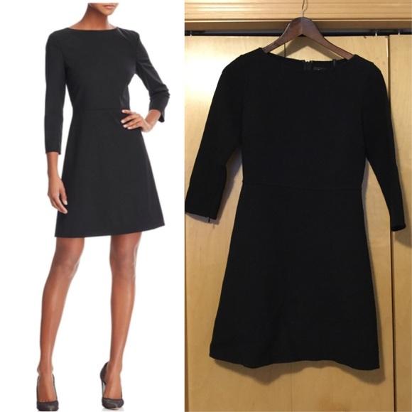 70ac9451bf5 Theory Dresses | Kamillina Stretchwool Dress | Poshmark